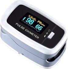 Pulse Oximeter Fingertip, ATMOKO Pulse <b>Oximeter Finger</b> Oximetry ...