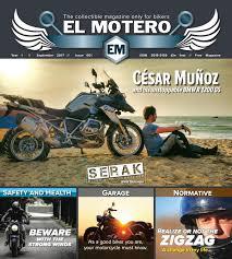 El Motero English Ed. 001 by El Motero S.A.S. - issuu