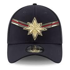 Marvel's <b>Captain Marvel</b> Baseball <b>Cap</b> for Adults by New Era ...