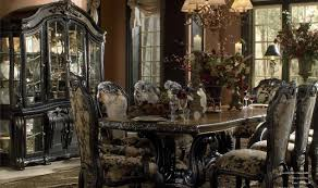 Thomasville Dining Room Sets Discontinued Thomasville Dining Set Aico Oppulente Piece Rectangle Dining Set