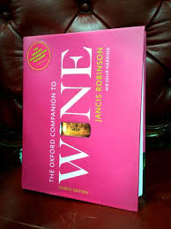 Image result for jancis robinson oxford companion book