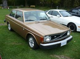 Weaver Brothers Volvo 1974 142 Unusual Model Year
