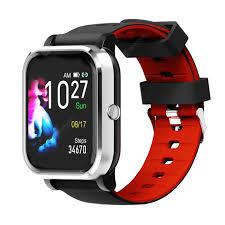 <b>Jeaper</b> FY01 Smart Watch Men Bracelet <b>Full Touch</b> Fitness Tracker ...