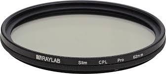 <b>Фильтр</b> поляризационный <b>RayLab CPL Slim</b> Pro 62mm недорого ...