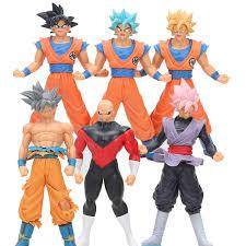<b>Dragon Ball</b> Z SUPER Ultra Instinct Goku <b>6pcs dragonball</b> Super ...