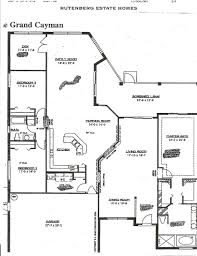 floor plan great family home
