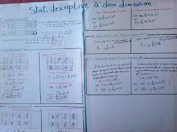 statistique descriptive a deux dimersion  pour teacuteleacutecharger le reacutesumeacute avec une bonne qualiteacute