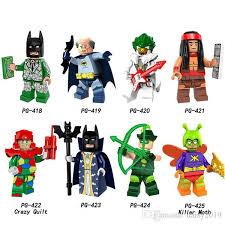 Super Heroes Crazy Quilt Master Batman Cacique Killer Moth Arrow ...