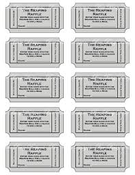 doc 500386 tickets printable printable admit one ticket fundraiser ticket template ticket templateprintable tickets tickets printable
