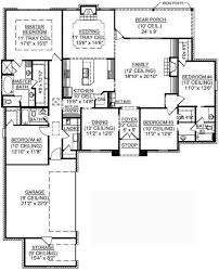Bedroom Single Story House Plans   Irynanikitinska comNice Bedroom Single Story House Plans    Bedroom One Story House Plans