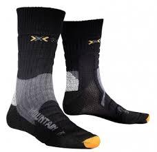 <b>Носки X</b>-<b>Bionic X</b>-<b>Socks Trekking</b> Mountain, новые