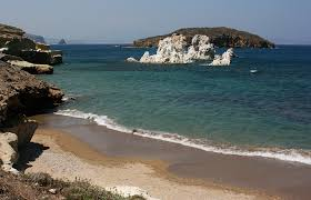 Αποτέλεσμα εικόνας για ellinika beach kimolos