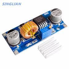 1pcs/Lot <b>DCDC XL4015 adjustable</b> step down module 4~38V high ...