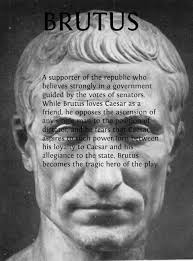 brutus tragic hero quotes quotesgram
