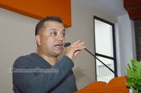 Image result for Minister for Health, Gagan Thapa