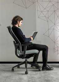tnk flex actiu office chair design ergonomy avant actiu furniture bench