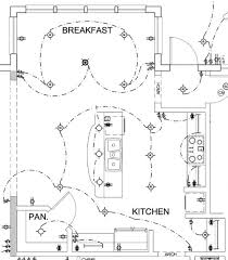 electrical drawing for kitchen the wiring diagram on simple electrical circuit diagram maker