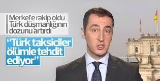 Cem Özdemir, Almanya'daki Türk taksicileri şikayet etti
