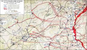 the ardennes  battle of the bulge  contents iv  the fifth panzer army attacks the  th infantry division      december