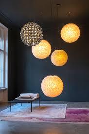 elaine led pendant lamp with polished reflectors by daniel becker design studio berlin for quasar holland becker lighting