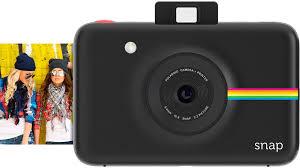 Цифрового <b>фотоаппарата Polaroid Snap</b> black купить в каталоге ...