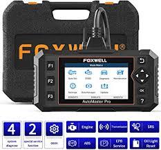 <b>FOXWELL NT614 Elite</b> Car OBD2 Scanner Diagnostic Tool ...