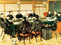 「1895年 - 日清戦争の講和条約である下関条約に調印」の画像検索結果