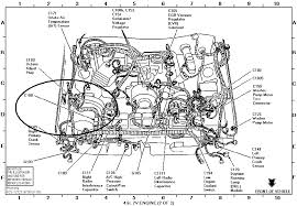 wiring diagram 2003 mustang gt the wiring diagram 1997 mustang gt wiring harness white smoke intake manifold
