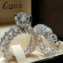 <b>Cuteeco</b> 2019 New Fashion Dazzling Silver Natural Jewelry White ...