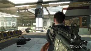 "Modern Warfare 2 ""No Russian"" [HD] - YouTube"