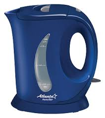 Купить <b>Электрический чайник Atlanta ATH</b>-<b>735</b> Blue в Ульяновске