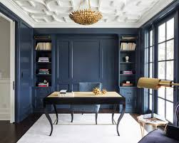 blue office home design photos blue office decor