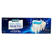 Купить <b>Паста зубная</b> `CJ <b>LION</b>` <b>SYSTEMA</b> Защита от ...