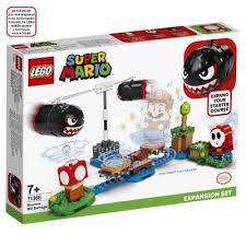 Купить <b>конструктор lego super</b> mario 71366 дополнительный ...