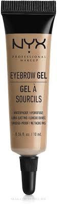 Гель для бровей - NYX Professional Makeup Eyebrow ... - MAKEUP