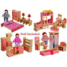 <b>Miniature Dollhouse Furniture</b> and Accessories: Amazon.com