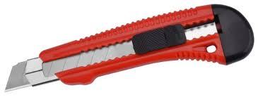 AUTOVIRAZH <b>Нож AV</b>-0818 18 мм — купить по выгодной цене на ...
