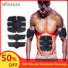 Shop <b>Ems Wireless Muscle</b> Stimulator Smart Fitness - Great deals ...