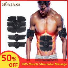 Shop <b>Ems Wireless Muscle</b> Stimulator Smart Fitness - Great deals ...