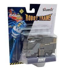 <b>Паровозик</b> Robot Trains Robot Trains <b>Дюк</b> 7 см, артикул: 80160 ...