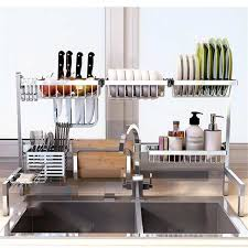 Keuken Organisateur <b>Rangement</b> Organizer And Storage Sink ...