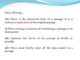 Rhetorical Precis Resume CV Cover Leter