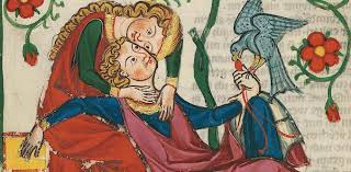For the birds? Hardly! <b>Valentine's Day</b> was reimagined by chivalrous ...