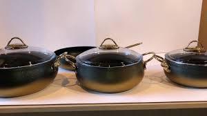 Обзор <b>Набор посуды 7 предметов</b> Alya Belly Shaped (зеленый ...