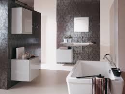 dimensional feature tiles qatar nacar contemporary bathroom