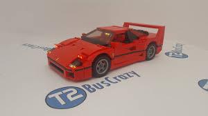 <b>LIGHTAILING LED Light</b> kit for LEGO Creator Expert Ferrari F40 10248