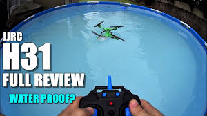 <b>JJRC H31 Waterproof</b> Drone - Full Review - [UnBox, Inspection ...