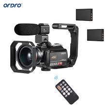 <b>ORDRO AC5 4K</b> WiFi <b>Digital</b> Video Camera Camcorder Recorder