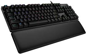 Игровая механическая <b>клавиатура Logitech G513</b> с подсветкой