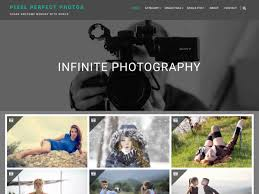 Infinite <b>Photography</b> - WordPress <b>theme</b> | WordPress.org
